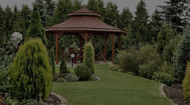 Waxahachie Garden Design