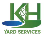 K & H Yard Services and Landscaping logo