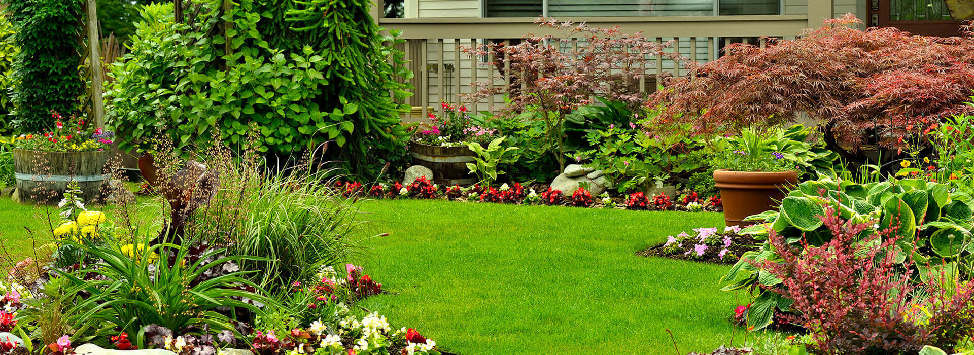 K & H Yard Services and Landscaping Garden Design